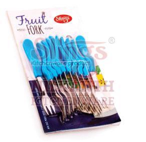 Stainless Steel Fruit Forks Set