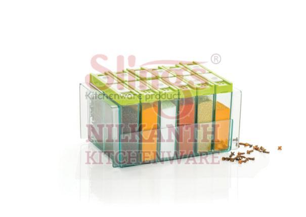 Versatile Spice Rack