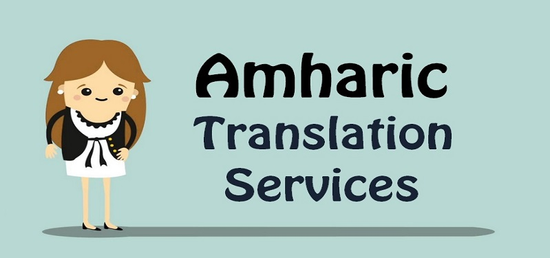 Amharic Translation Services