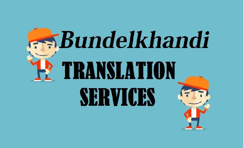 Bundelkhandi Translation Services