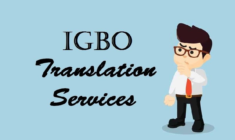 Igbo Translation Services