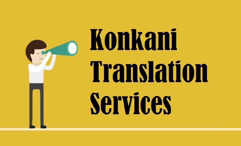 Konkani Translation Services