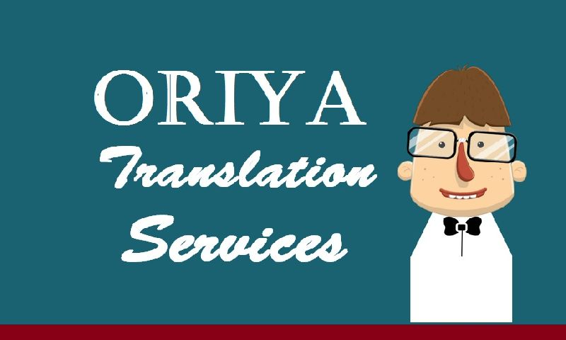 Oriya Translation Services