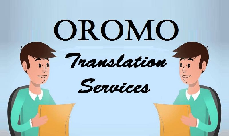 Oromo Translation Services