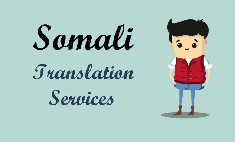 Somali Translation Services