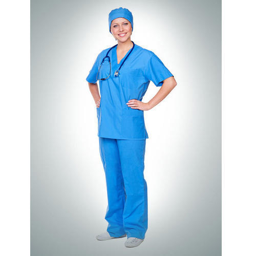 Women Doctor Uniform