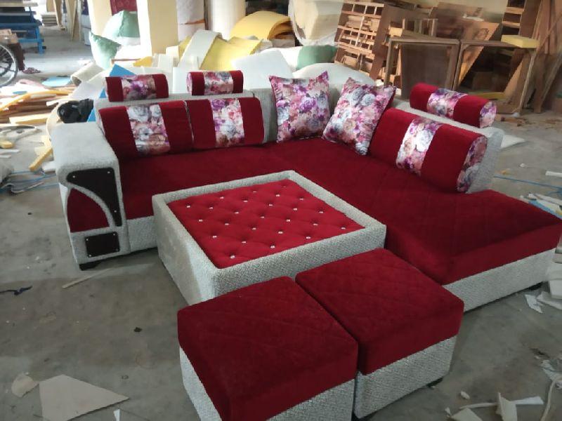 Designer Sofa Set 02