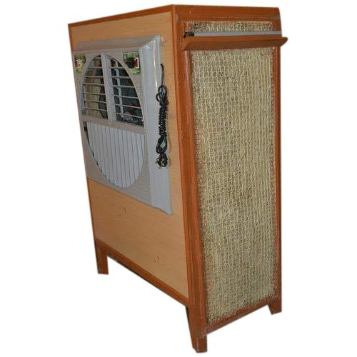 20 Inch Long Slim Dlx Wooden Air Cooler