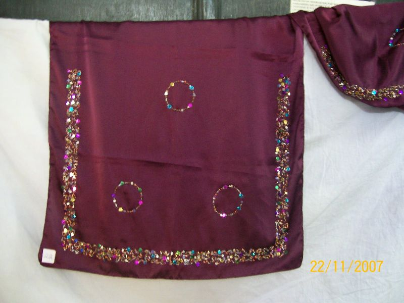 Mix Embroidered Stole