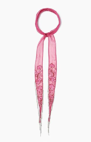 Pink Neck Sash