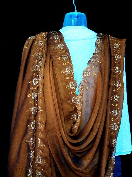 Scalloping Stole