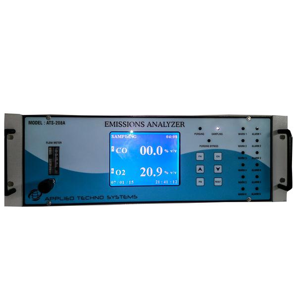 Online SOX  Gas Analyzer