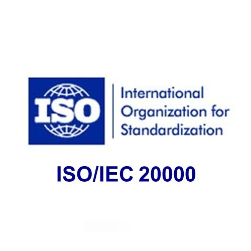 ISO 20000:2011 ITSM Certification