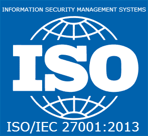 ISO IEC 27001: 2013 Certification