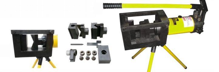 Hydraulic Busbar Bending Machine