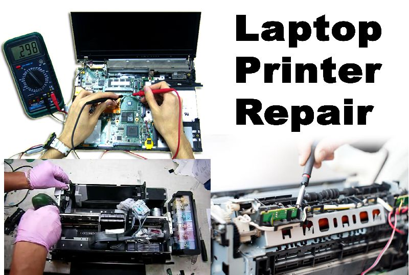 Laptop & Printer Repairing Services