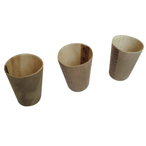 Areca Leaf Tea Cup