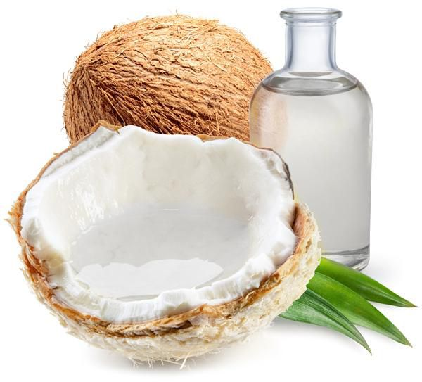 C8 MCT Coconut Oil