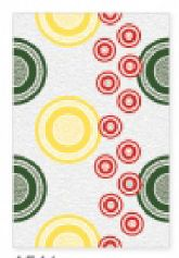 1511 Luster White Highlighter Series Ceramic Tiles