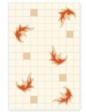 4036 Luster Ivory Series Ceramic Tiles