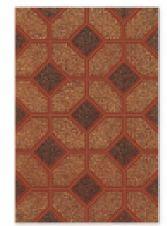 5501 Ordinary Red Brown Series CeramicTiles