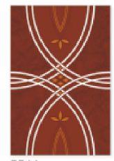 5511 Ordinary Red Brown Series CeramicTiles