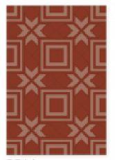 5514 Ordinary Red Brown Series CeramicTiles