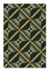 6502 Ordinary Black Series Ceramic Tiles