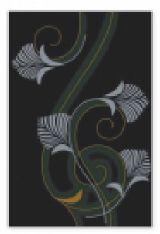 6503 Ordinary Black Series Ceramic Tiles