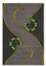 6505 Ordinary Black Series Ceramic Tiles