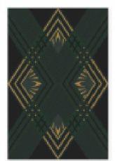 6506 Ordinary Black Series Ceramic Tiles