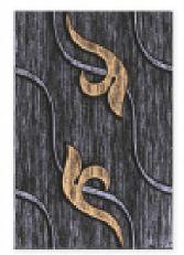 6507 Ordinary Black Series Ceramic Tiles