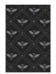 6512 Ordinary Black Series Ceramic Tiles