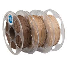 Wooden 3D Printer Filaments