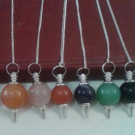 Stone Balls Pendulum