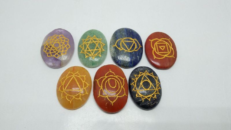 Seven Chakra Set