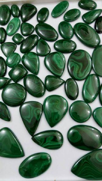 Malachite Cabs Stone
