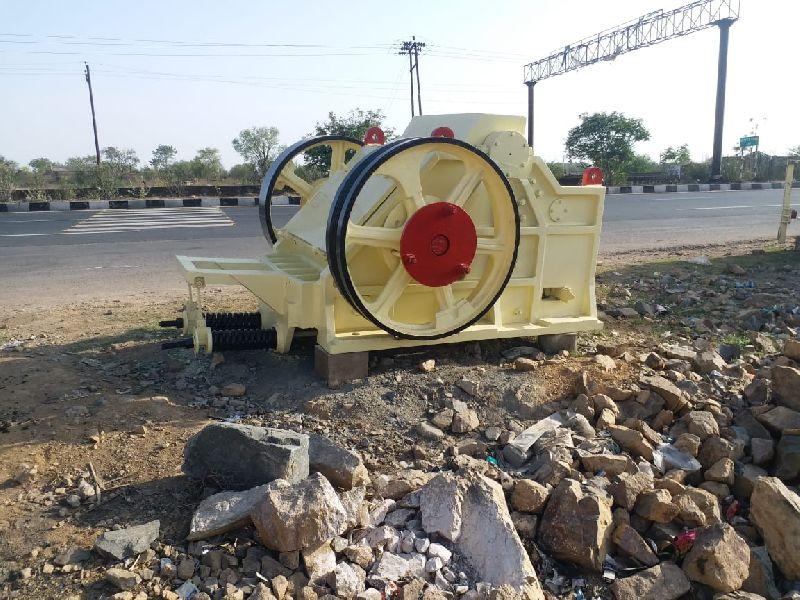 Oil Crusher Machine