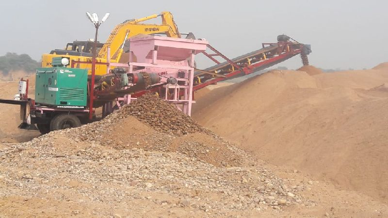 Sand Classifier Tank