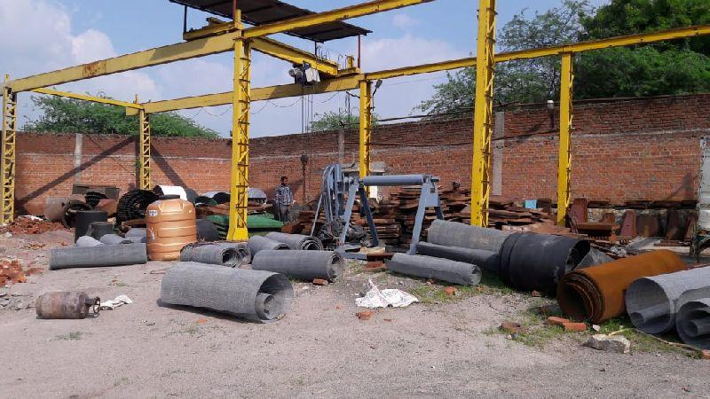 Stone Crusher Repairing Services