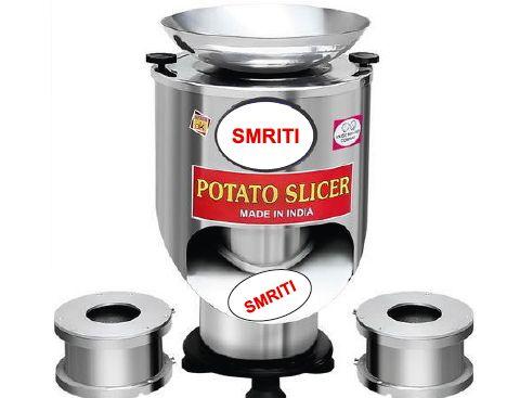 Industrial Potato Slicer