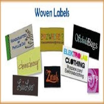 Shirt Woven Labels
