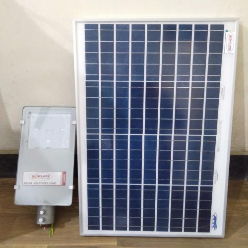 Semi Integrated Solar Street Lights 01