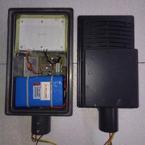 Semi Integrated Solar Street Lights 02