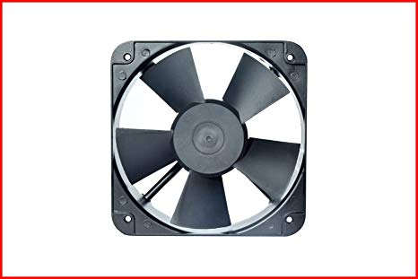 Exhaust Cooling Fan
