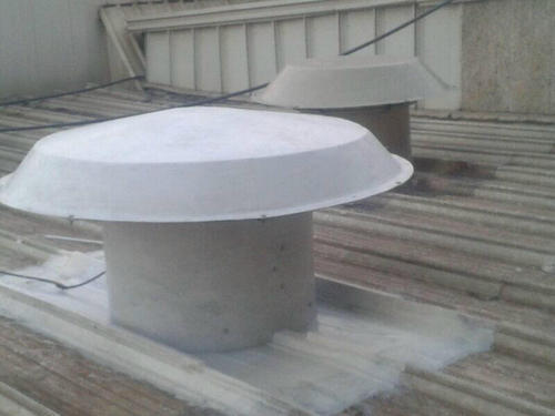 Mounted Roof Extractor