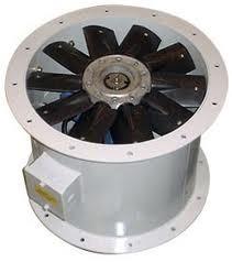 Roof Mounted Axial Fan