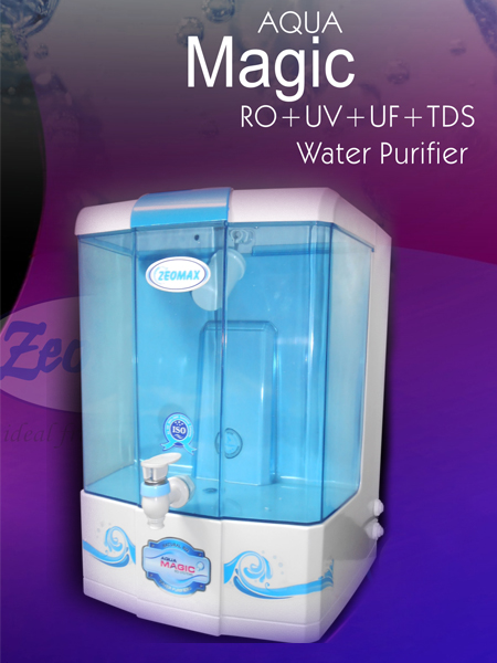 Aqua Magic RO+UV+UF+TDS Water Purifier
