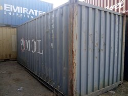 20 GP Used Shipping Containers