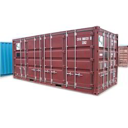 Marine Shipping Container